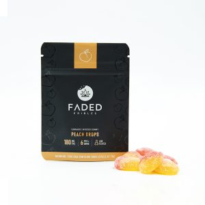Faded Cannabis Edibles