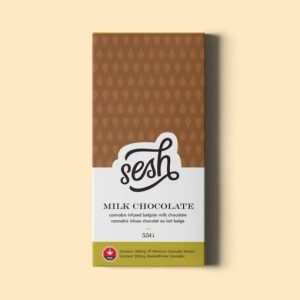 Sesh Edibles – Chocolate Bars