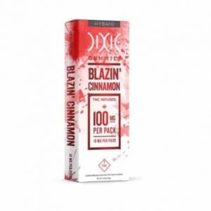 Buy Blazin Cinnamon Gummies