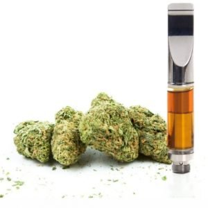 Super Silver Haze Oil Cartridge