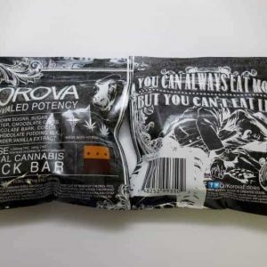 Korova Black Bar Brownie